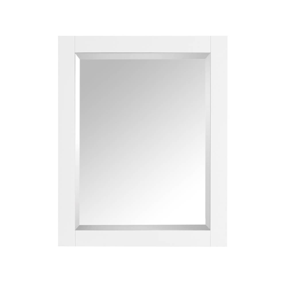 Avanity Avanity 28 in. Mirror for Brooks / Modero in White finish