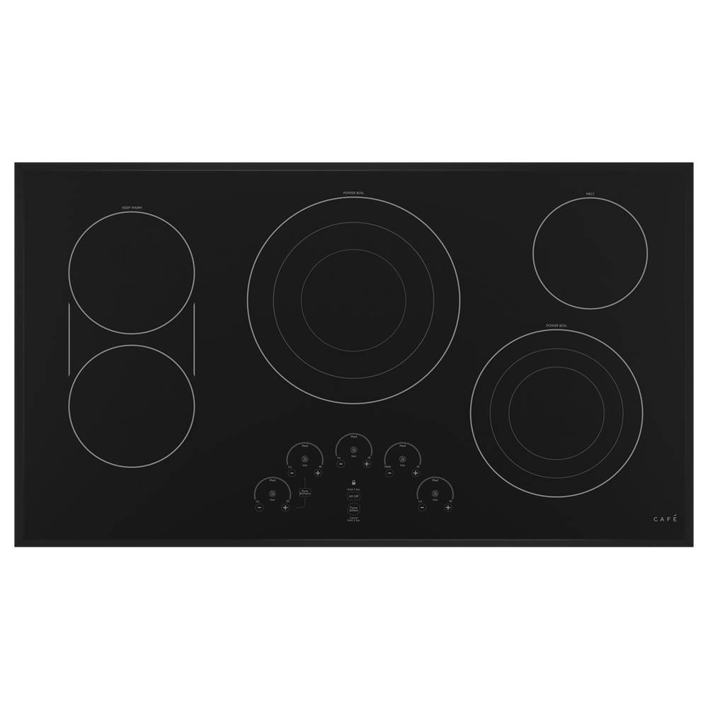 GE Cafe Series Cafe 36'' Touch-Control Electric Cooktop