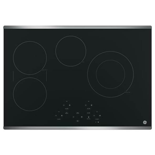 GE Appliances GE 30'' Built-In Touch Control Electric Cooktop