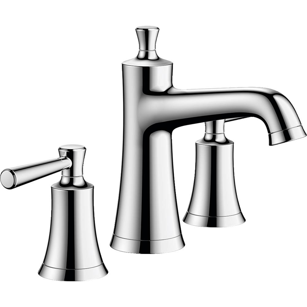 Hansgrohe Joleena Widespread Faucet 100 With Pop-Up Drain, 1.2 Gpm In Chrome