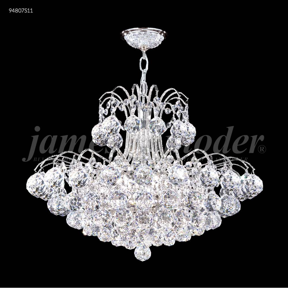 James R Moder Jacqueline Collection Chandelier