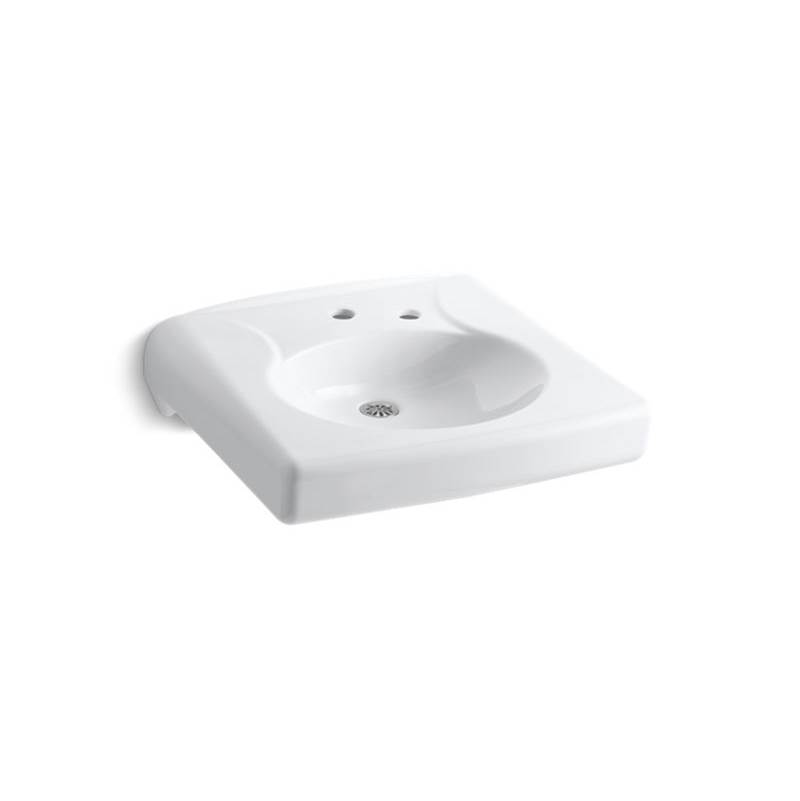 Kohler Brenham™ Wall Mount Lav, No Overflow