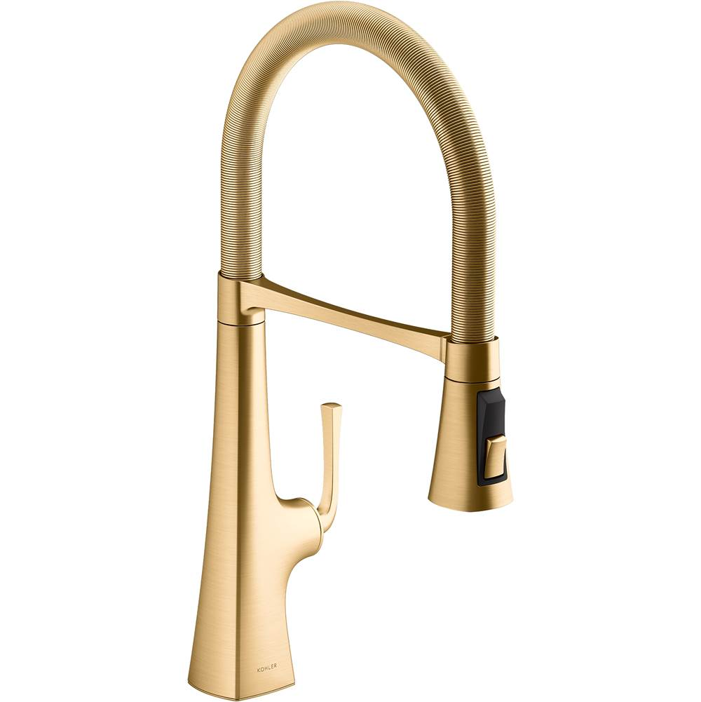 Kohler Graze® Medium Semi-Pro Kitchen Faucet