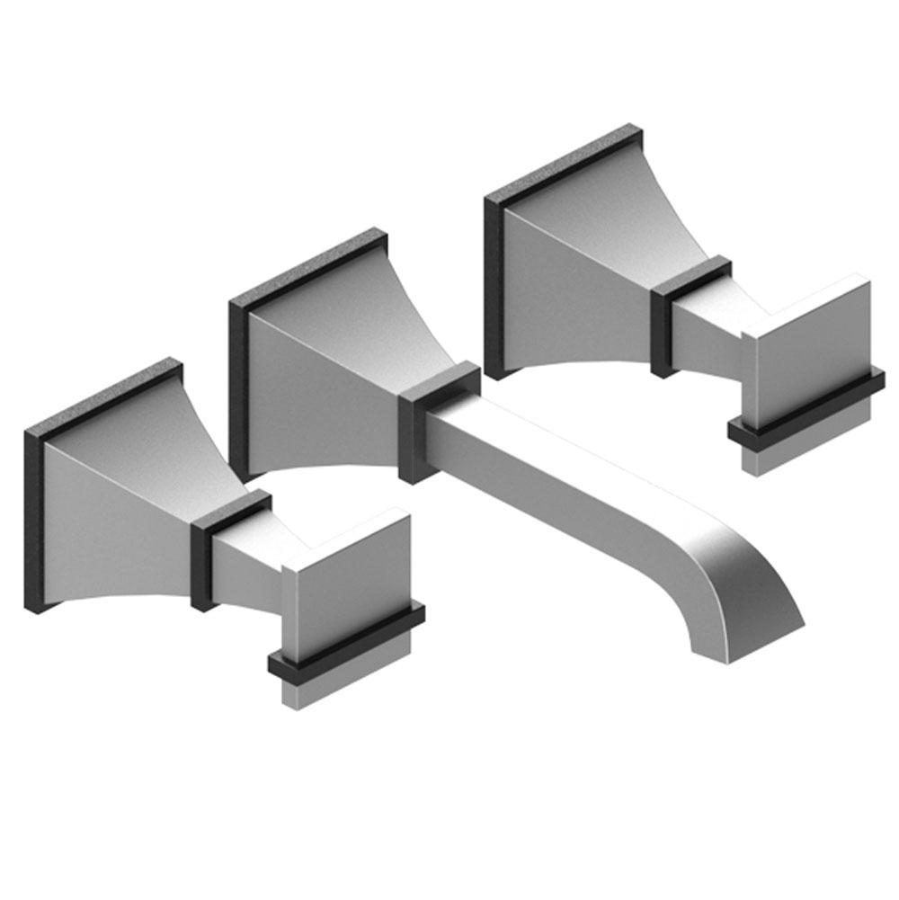 Rubinet Wall Mount Lav Set (Less Drain) Trim Only