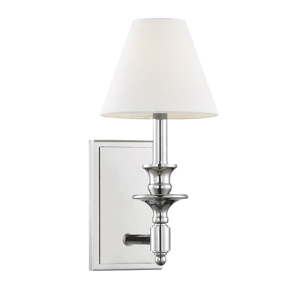 Savoy House Washburn 1 Light Sconce
