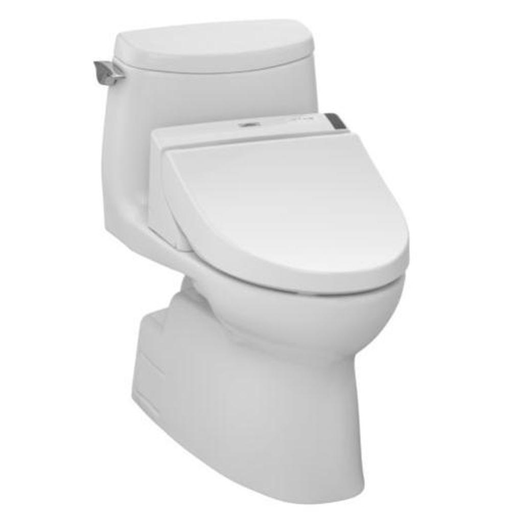 Toto Ultramax Ii 1 Pc Het Washlet+ Cotton W/ Cefiontect