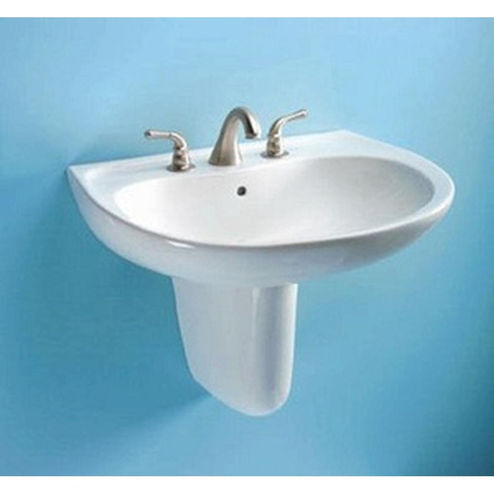Toto Prominence 1-Hole Ct Lavatory Colonial White